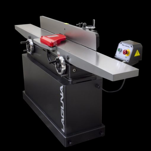 8 inch jointer with guard