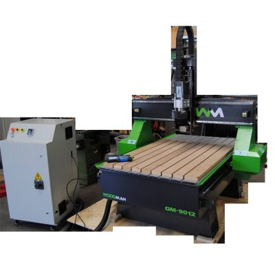 Woodman 900 x 1200 CNC Machine