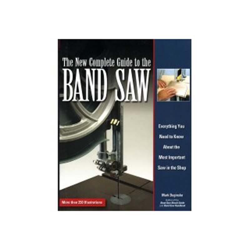 bandsaw book