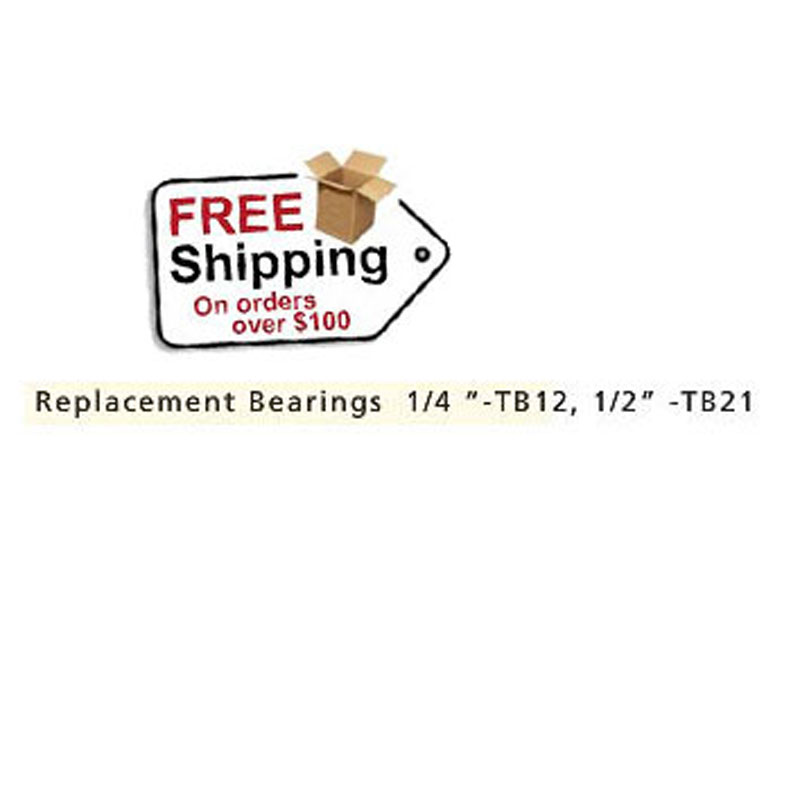 Woodworking Machinery replacement bearings