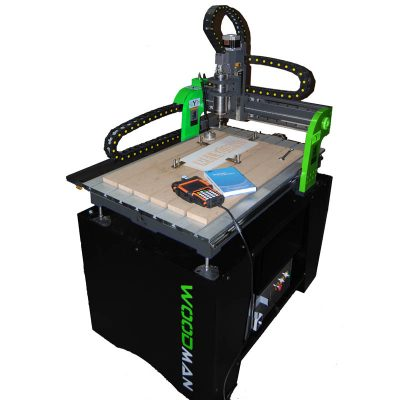 Woodman CNC Machine 600 x 900mm
