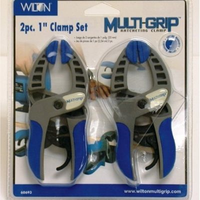 Wilton 2pc Multigrip Clamp Set