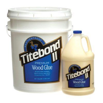 Titebond Premium II Wood Glue