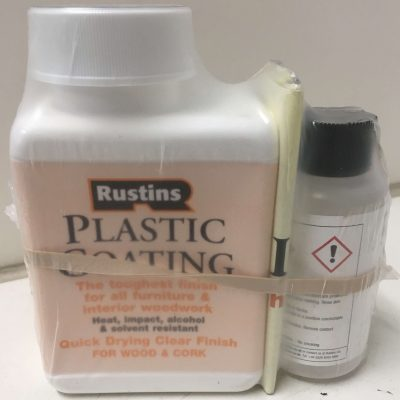 plastic ciating