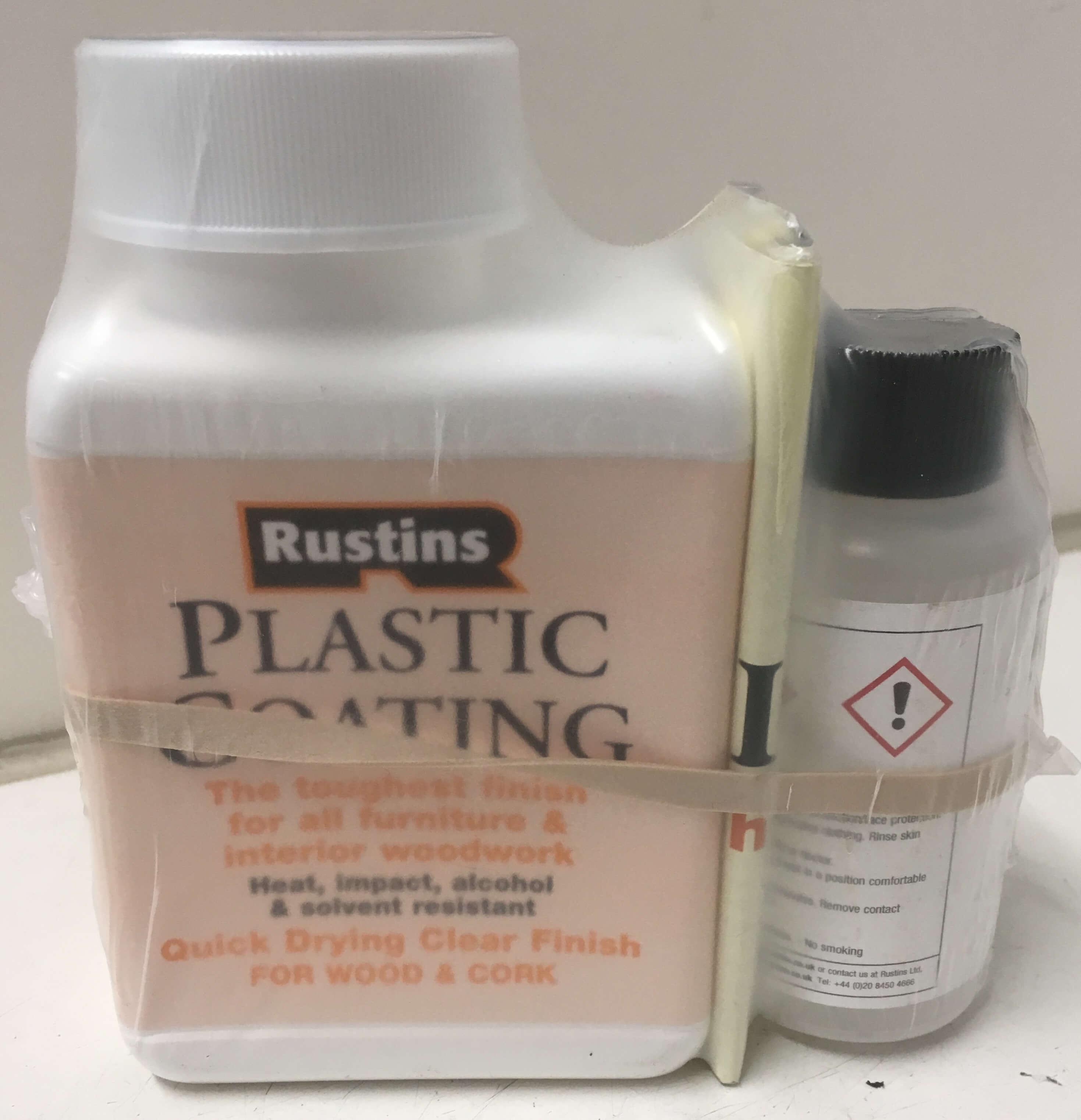 plastic ciating