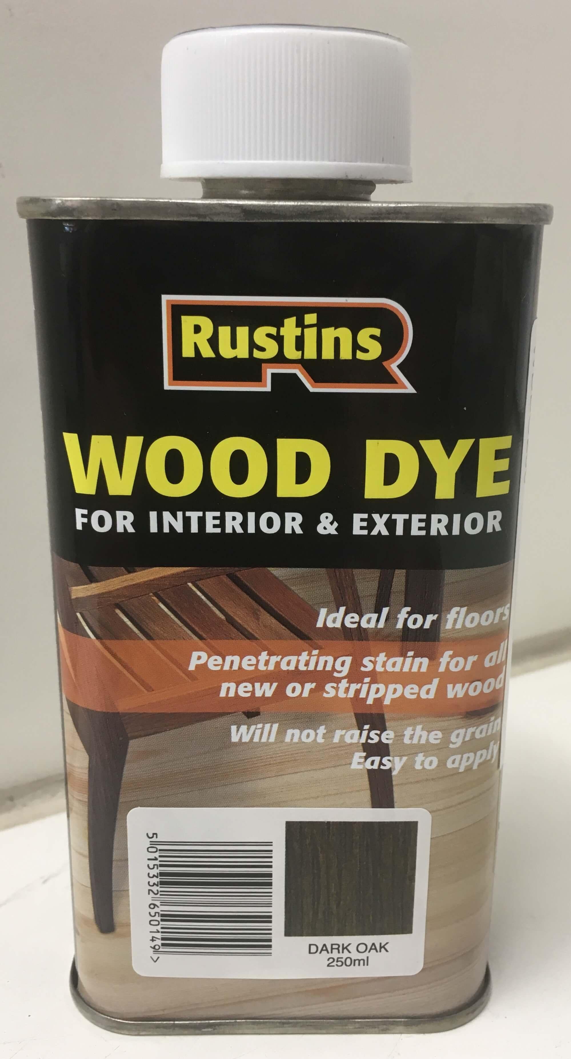 rustins wood dye 9