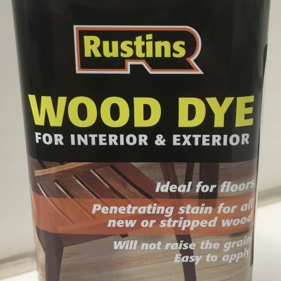 rustins wood dye 7