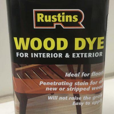 rustins wood dye 6