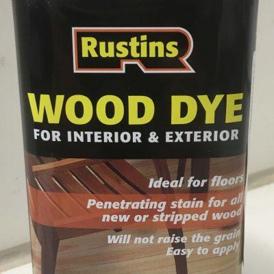 rustins wood dye 5