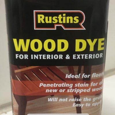 rustins wood dye 4