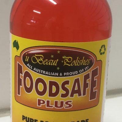 u Beaut Polishes - Food Safe Plus Mineral Oil 250ml