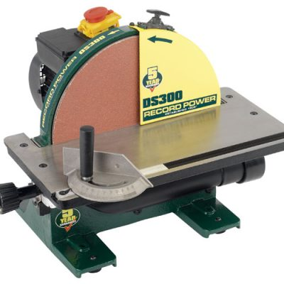 DS300 12″ Cast Iron Disc Sander