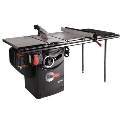 """SawStop Professional Cabinet Saw with 36"""" T-Glide Rail"""