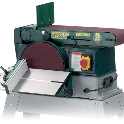 "BDS250 10"" x 6"" Belt & Disc Sander"